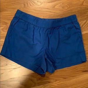 J crew elastic waist Shorts